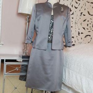 Tahari 3 Piece Suit